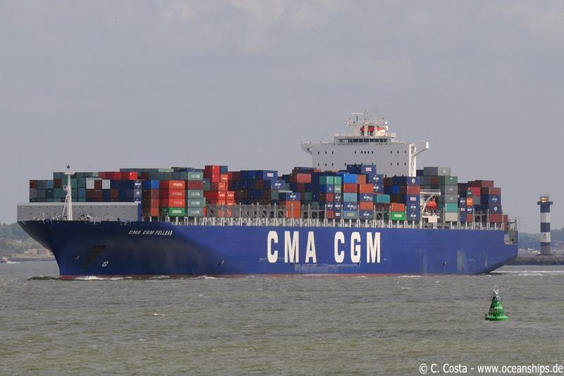 CMA CGM Pelleas01