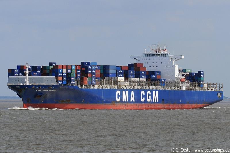 CMA CGM Tosca01