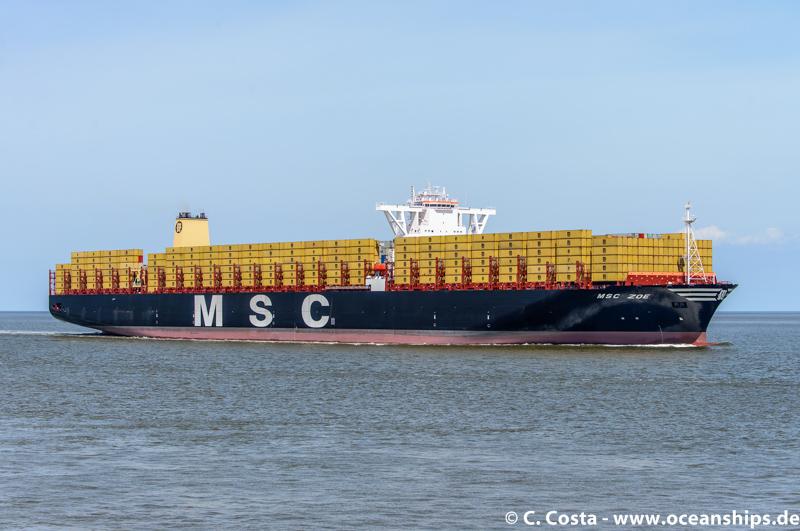 MSC Zoe10
