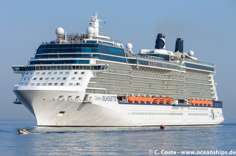Celebrity Silhouette Itineraries and Sailings on iCruise.com