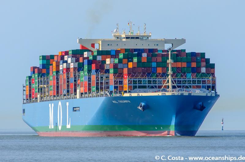 Das Größte Containerschiff Der Welt Seite 6 Forum Schiff