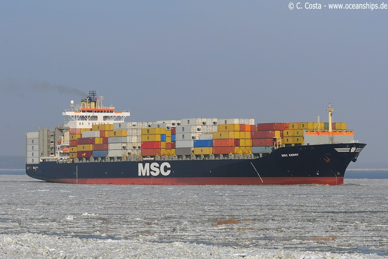 MSC Kerry16